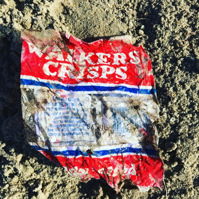 1. 35 Year Old Crisp Packet (c) final straw solent