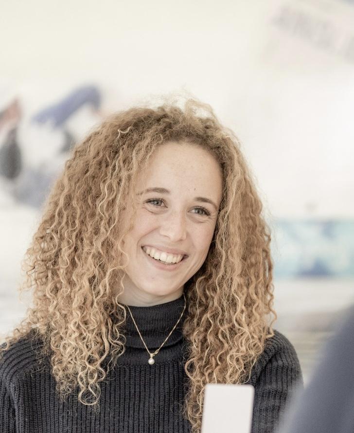 Hannah Bristow, FSF ambassador